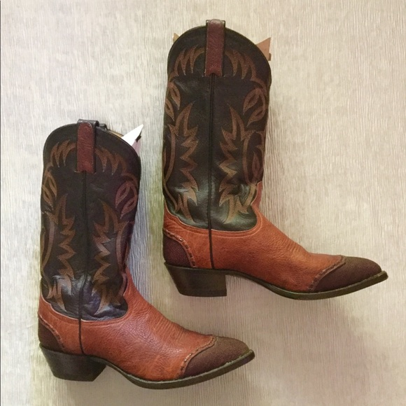 Tony Lama Other - Tony Lama Western Boots Style# 6870